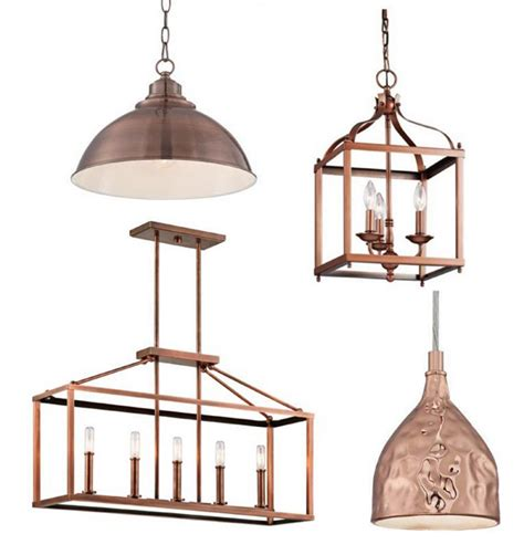 copper kitchen lighting alluring copper pendant lights pendant lighting ideas best