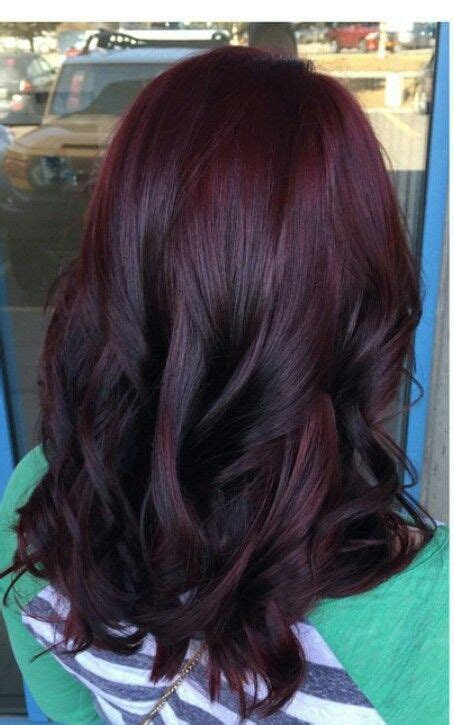cherry coke hair color on african american women 36 intensely cool red mahogany hair color ideas