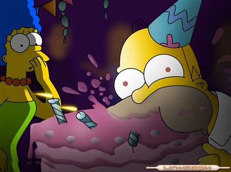 imagenes de happy birthday de los simpson feliz cumplea 241 os para mi y taringa taringa
