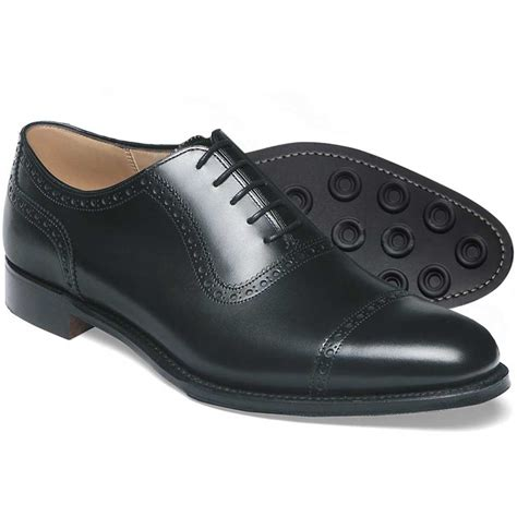 rubber sole oxford shoes cheaney fenchurch rubber sole oxford shoes