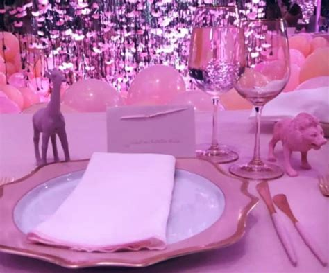 Fancy Baby Showers by Khloe See All The Photos From Adorable