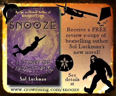 Snooze A Story Of Awakening snooze will be instrumental in the world being a better