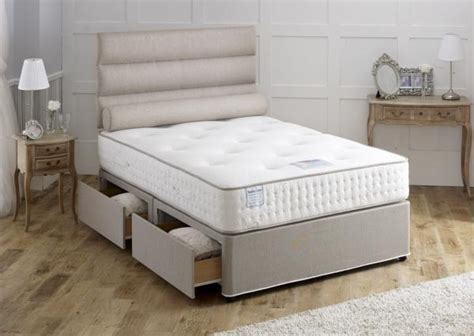 vogue beds earl 1000 pocket springs with talalay latex with natural