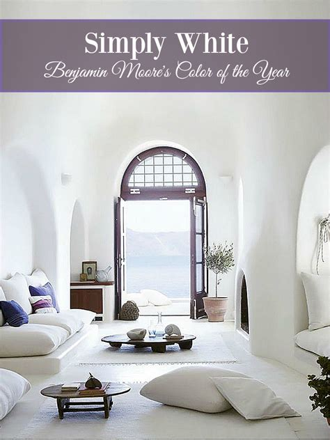 Moroccan Style Interior by Color Of The Year Simply White Connecticut In Style