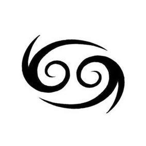 tattoo simple symbols simple cancer symbol tattoo design tattoos book 65 000