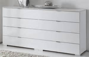kommode schlafzimmer weiß staud sonate schlafzimmer kommode weiss mit t 252 ren und