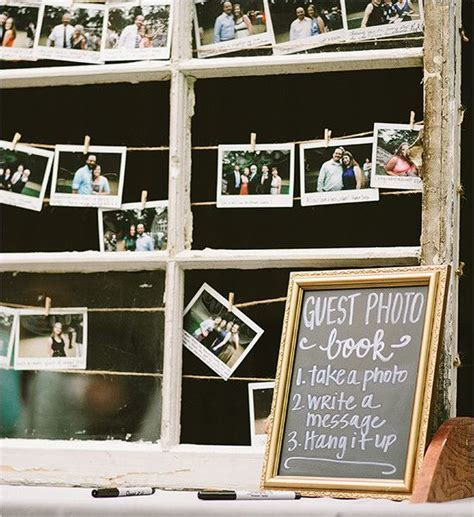 25  best ideas about Photo guest book on Pinterest