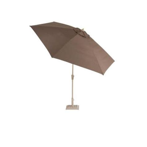 Martha Stewart Patio Umbrellas Martha Stewart Living Cascade Valley 10 Ft Patio Umbrella Discontinued D4072 10um The Home Depot