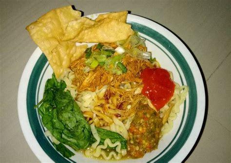 resep mie ayam oleh dwinta pratiwi cookpad