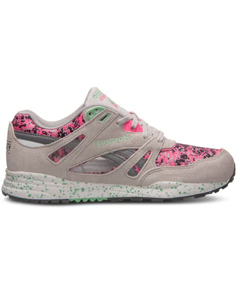 womens reebok sneakers reebok s ventilator cg casual sneakers from finish