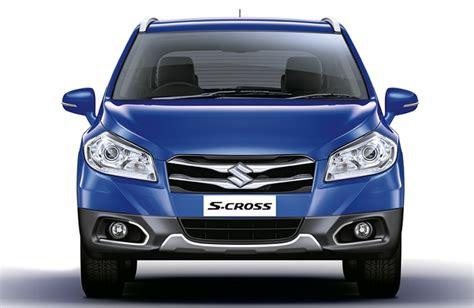 Suzuki Across Manual Maruti Suzuki S Cross India Price Review Images