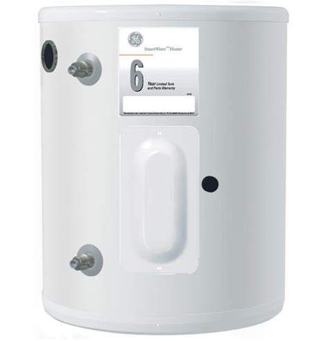 ge water heater ge smartwater electric water heater ge2p6a ge appliances