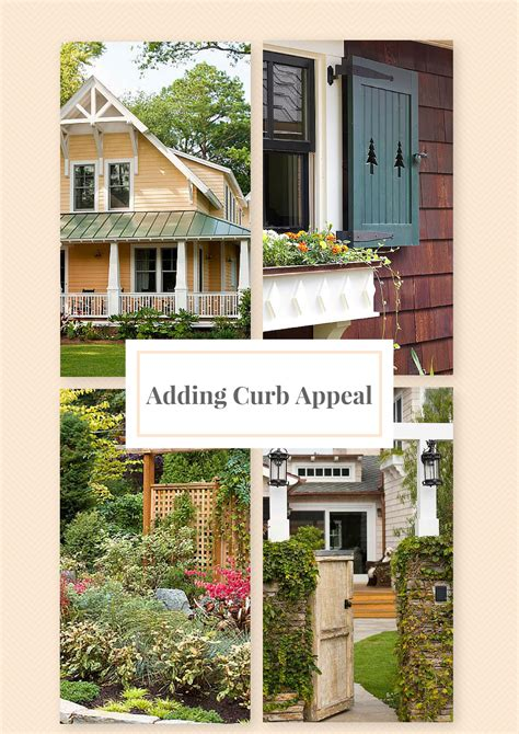 how to add curb appeal musings by jean how to add curb appeal with a