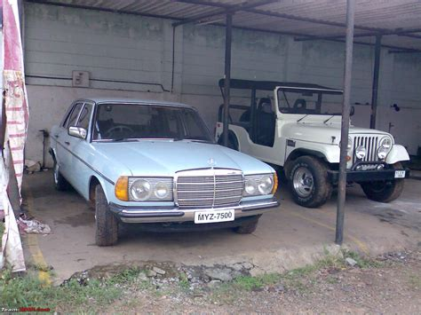 used mercedes india used mercedes w123 in india