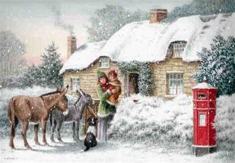 wxicof donkey mule christmas cards