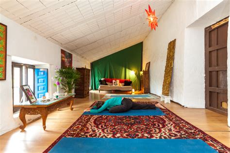 living room yoga 15 inspirations for a yoga space at home jewelpie