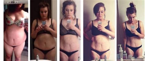 weight loss post c section lauren loses 46kgs changes her lifestyle forever