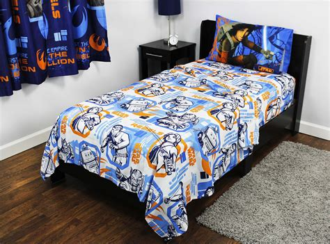 Wars Bed Sets by Rebels Fight Bed Sheet Set Wars Bedding Accessories