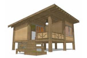 Blueprints For Cabins Eplans Contemporary Modern House Plan Modern One Bedroom