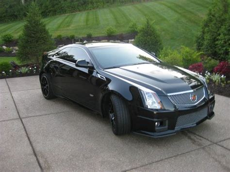 cadillac cts coupe for sale by owner sell used 2011 cadillac cts v coupe 2 door 6 2l