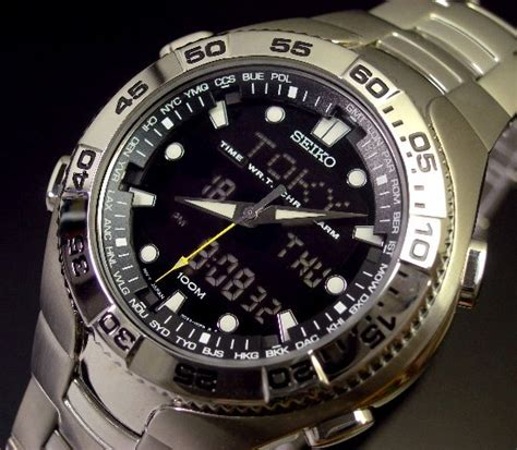 bright rakuten global market seiko alar chronograph