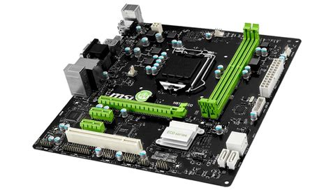 msi h81m eco motherboard review techporn