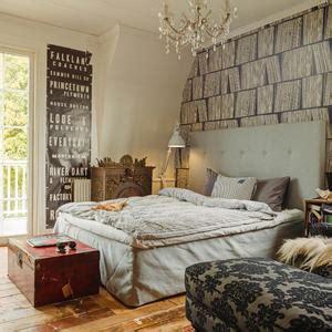 retro schlafzimmer vintage schlafzimmer deko