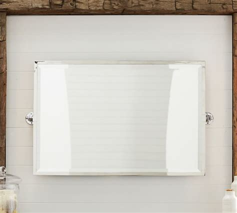 pottery barn bathroom mirror gorgeous 10 bathroom mirrors that pivot design