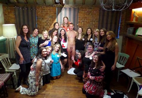 Life Drawing Hen Party Xxgasm