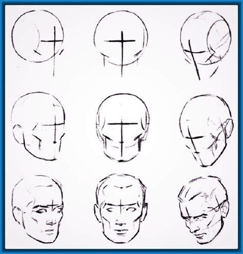imagenes para dibujar rostros dibujos para aprender a dibujar rostros archivos dibujos