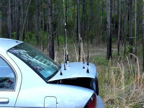 many antennas for one ham