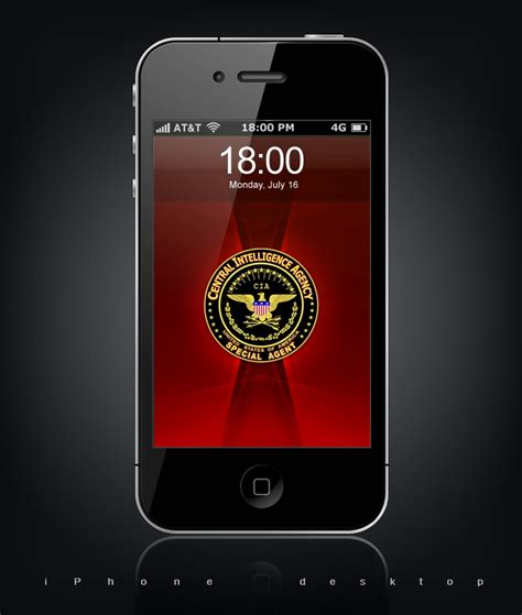 themes agent iphone cia wallpaper collection 56