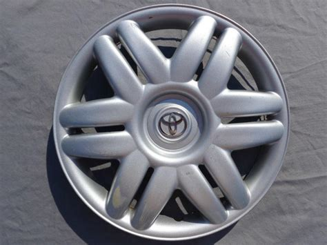 2001 Toyota Camry Hubcaps Purchase 08 09 Nissan Rogue Hubcap Wheel Cover 16 Quot Oem