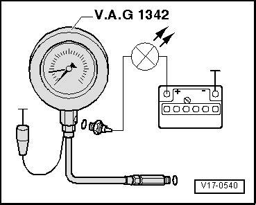 diode test l v a g 1527 volkswagen workshop manuals gt golf mk4 gt engine gt 4cyl injection engine 2 0 ltr engine