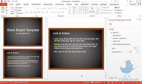 layout trong powerpoint là gì taphuan vn hướng dẫn tạo giao diện phấn trắng bảng đen