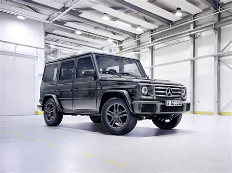 mercedes jeep 2016 2016 mercedes benz g class pricing starts at 120 825