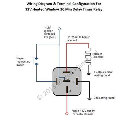 100 durite relay wiring diagram cargo voltage