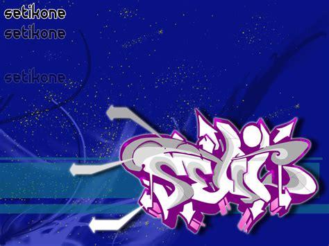 mural graffiti art agustus