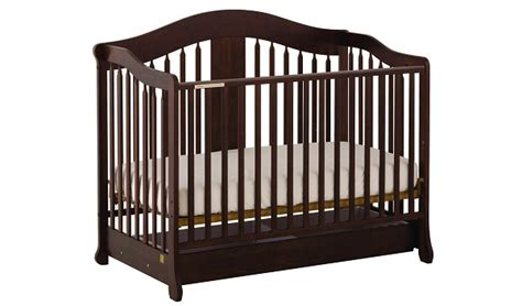 Cribs Intro by Stork Craft Rochester Stages Fixed Side Crib