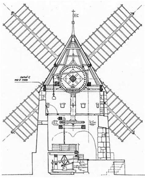 Plan De Moulin A Vent De Jardin En Bois by Plan De Moulin A Vent De Jardin En Bois Design De Maison