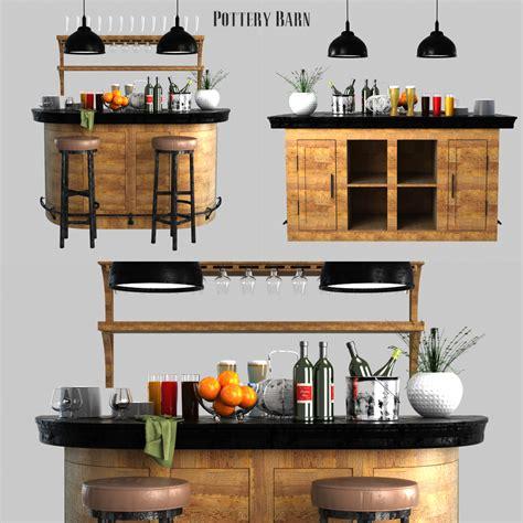 pottery barn bar cabinet pottery barn lawrence demilune bar cabinet by erkin aliyev