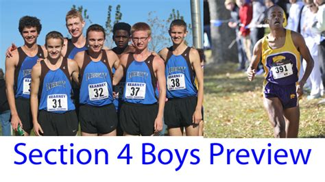 section 4 cross country section 4 boys preview