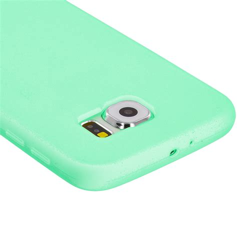 Casing Samsung Galaxy S6 Soft Fuze Colour Cover Transparant for samsung galaxy s6 silicone rubber soft skin cover color accessory ebay