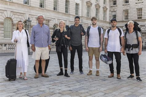 what is celebrity hunted 2017 who is in celebrity hunted on channel 4 who is anneka