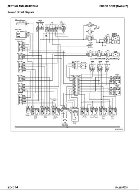 komatsu loader wiring diagram radio sullair wiring