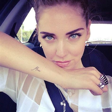 chiara ferragni tattoos 17 best images about chiara ferragni on bags