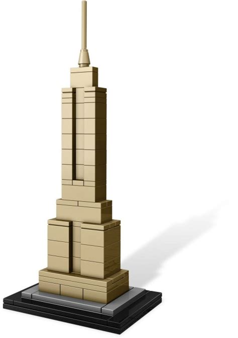 building your financial empire one brick at a time the financial glowup books 21002 1 empire state building brickset lego set guide