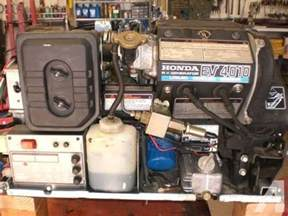 Honda Rv Generators Honda Rv Generator Ev4010 Water Cooled For Sale In
