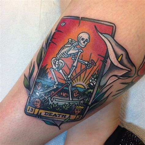 165 best images about tattoos of tarot cards on pinterest