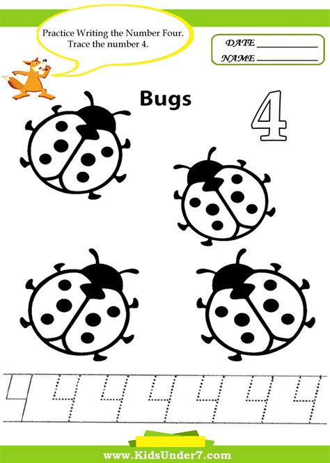 number 4 tracing worksheets free coloring pages of number 4 tracing